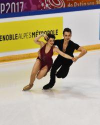 Grand Prix w Grenoble (Francja)   fot. L. Welnicki